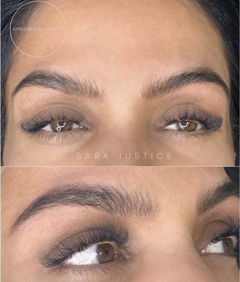 no-makeup look