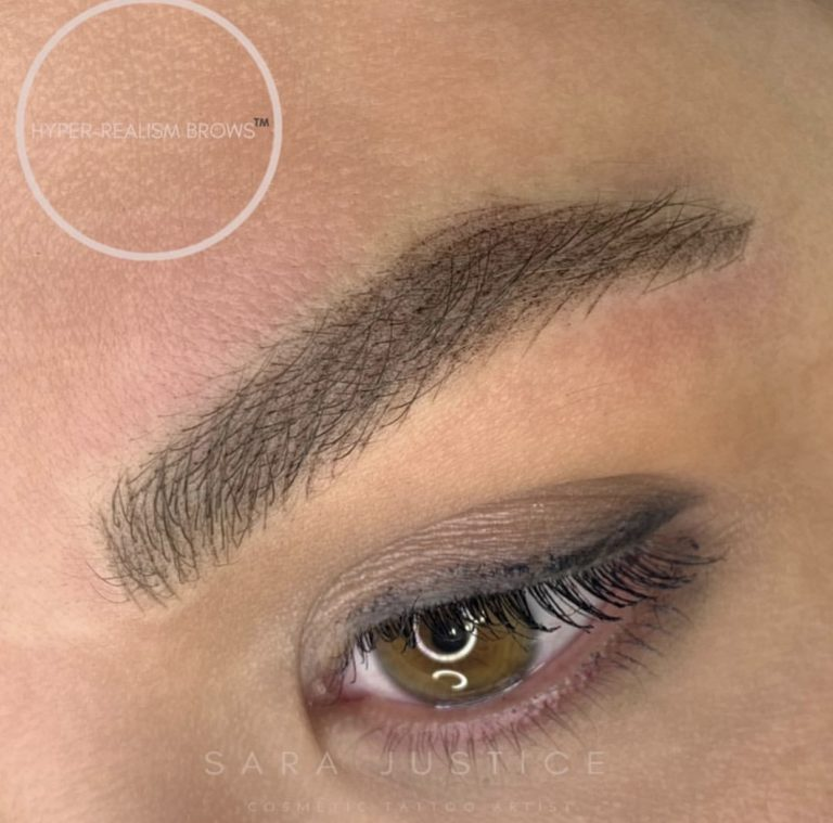 Hyper-realism Brows for women
