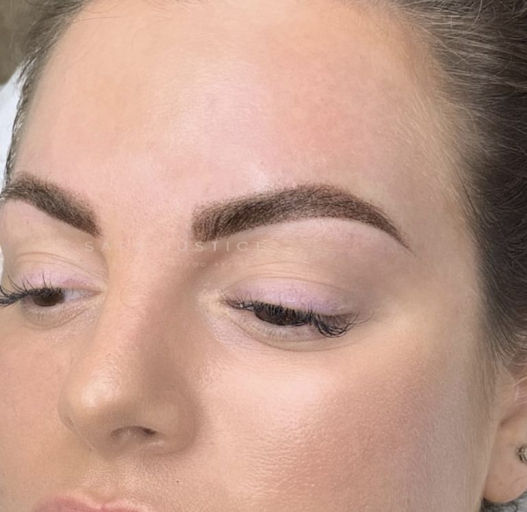 thicker eyebrows without daily makeup application
