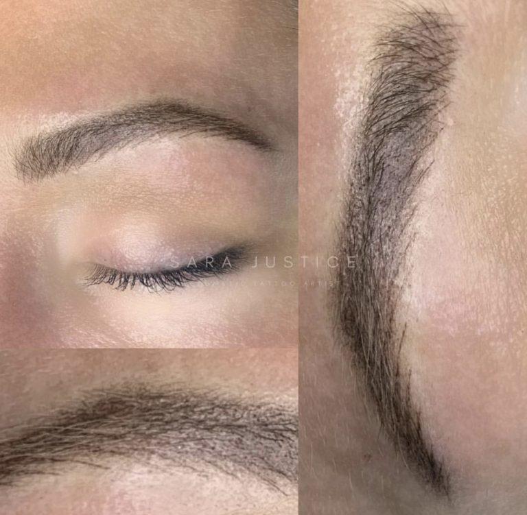 new eyebrows