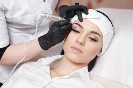 permanent makeup appointment